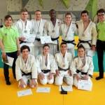 Marine GIRAUD vice championne de France par équipes en UNSS