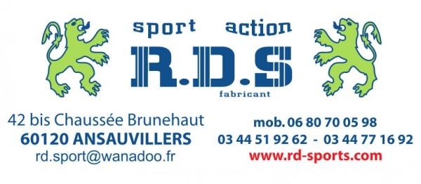 R D S logo long
