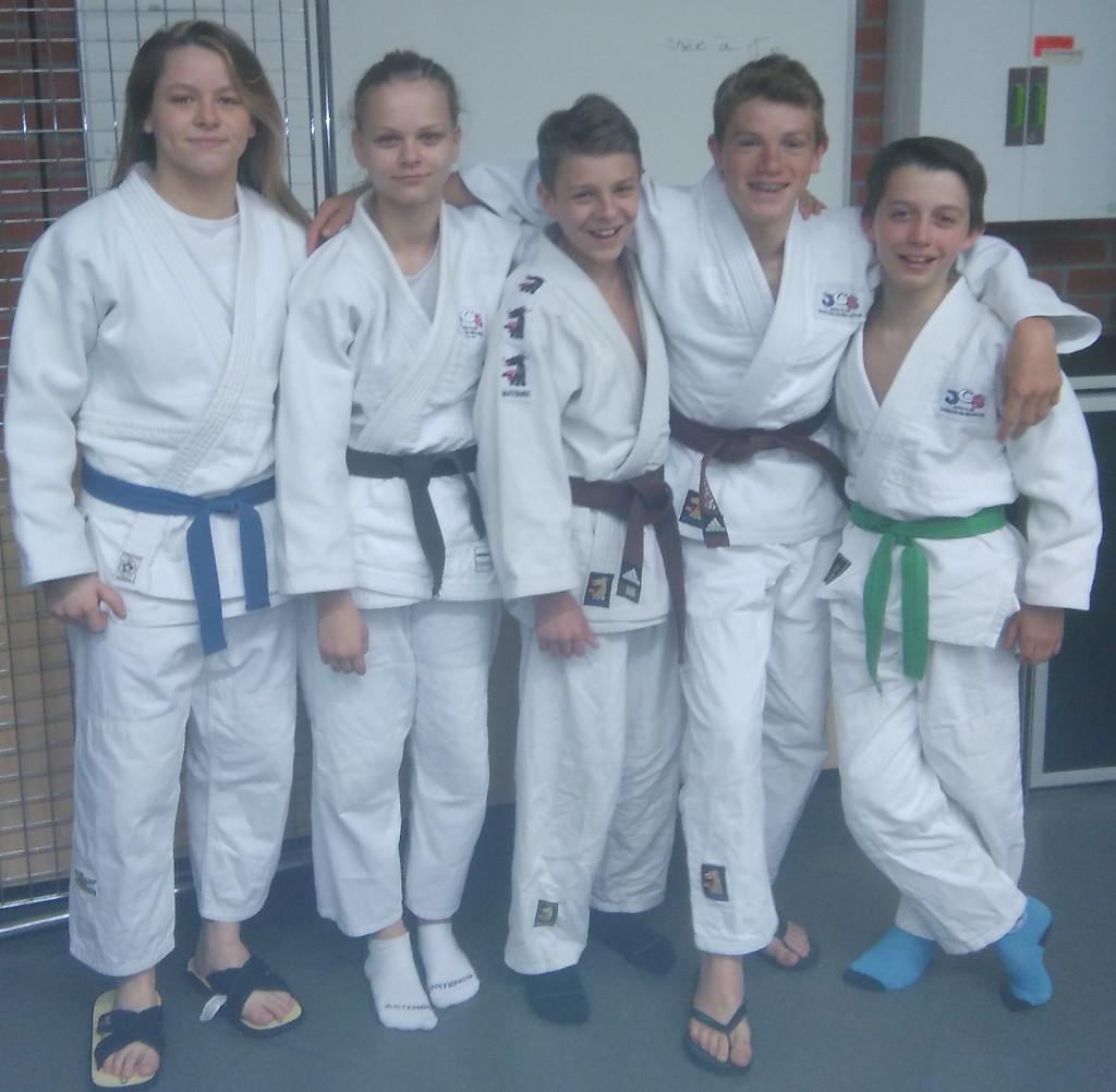 club judo nord