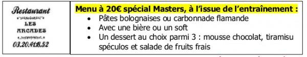 COMMISSION MASTERS ENTRAINEMENT A SAINGHIN 230118_ARCADES
