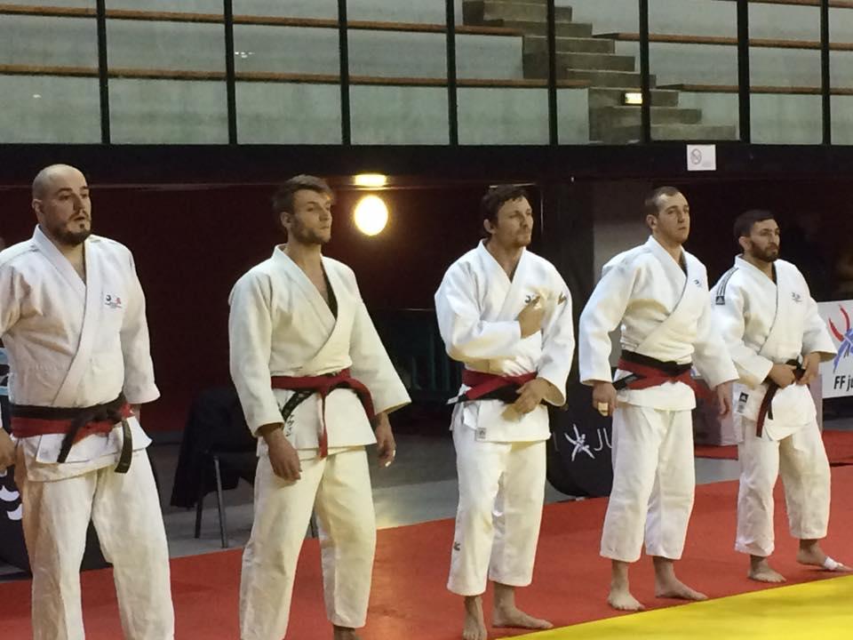 club judo paris 8