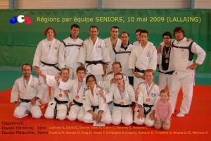 RegionsEquipeSeniors2009