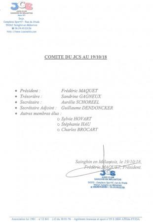 JCS Comité au 19.10.18 SIGNE CACHET